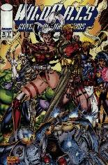 WildC.A.T.S (1992-1998) #5 Variant A