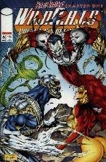 WildC.A.T.S (1992-1998) #6 Variant A