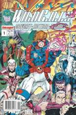 WildC.A.T.S (1992-1998) #1 Variant A: Newsstand Edition