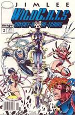WildC.A.T.S (1992-1998) #2 Variant A: Newsstand Edition
