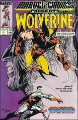 Marvel Comics Presents (1988-1995) #10 Variant B: Direct Edition