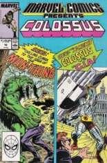 Marvel Comics Presents (1988-1995) #12 Variant B: Direct Edition