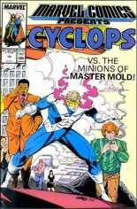 Marvel Comics Presents (1988-1995) #19: Wraparound Cover