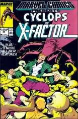 Marvel Comics Presents (1988-1995) #23: Wraparound Cover