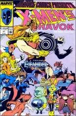 Marvel Comics Presents (1988-1995) #31 Variant B: Direct Edition; Wraparound Cover