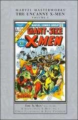 Marvel Masterworks: The Uncanny X-Men (2003-Present) #HC Vol 1 Variant A: Silver Dust Jacket; 2nd Edition; Also See: Marvel Masterworks (1987-2002) HC Vol 11
