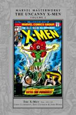 Marvel Masterworks: The Uncanny X-Men (2003-Present) #HC Vol 2 Variant A: Silver Dust Jacket; 2nd Edition; Also See: Marvel Masterworks (1987-2002) HC Vol 12