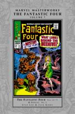 Marvel Masterworks: The Fantastic Four (2003-Present) #HC Vol 7 Variant A: Silver Dust Jacket