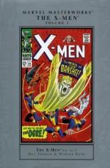 Marvel Masterworks: The X-Men (2003-2010) #HC Vol 3 Variant A: Silver Dust Jacket; 2nd Edition; Also See: Marvel Masterworks (1987-2002) HC Vol 31