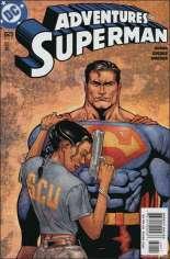 Adventures of Superman (1987-2006) #629