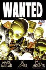Wanted (2003-2005) #4 Variant A