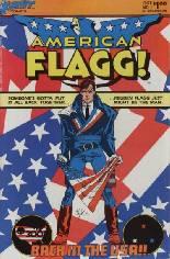 American Flagg (1983-1988) #1