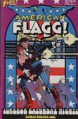 American Flagg (1983-1988) #2
