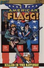 American Flagg (1983-1988) #3