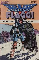 American Flagg (1983-1988) #7