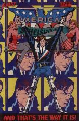 American Flagg (1983-1988) #10