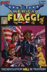 American Flagg (1983-1988) #12