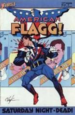 American Flagg (1983-1988) #25