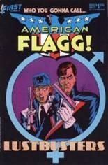 American Flagg (1983-1988) #27
