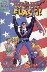 American Flagg (1983-1988) #50