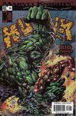 Incredible Hulk (2000-2008) #74