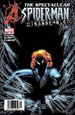 Spectacular Spider-Man (2003-2005) #17 Variant A: Newsstand Edition