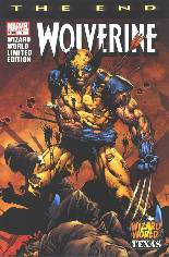 Wolverine: The End (2004) #1 Variant B: Wizard World Texas Limited Edition