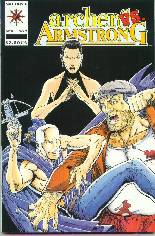 Archer and Armstrong (1992-1994) #9