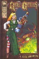 Girl Genius (2001-2004) #11