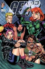 Gen 13 (1995-2002) #1 Variant F: Thumbs Up Cover