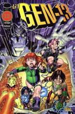 Gen 13 (1995-2002) #1 Variant C: Lil' Gen 13 Cover