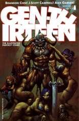 Gen 13 (1995-2002) #1 Variant D: Barbari-Gen Cover