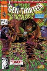 Gen 13 (1995-2002) #1 Variant E: Friendly Neighborhood Grunge Cover