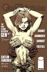 Gen 13 (1995-2002) #1 Variant H: Gen-et Jackson Cover