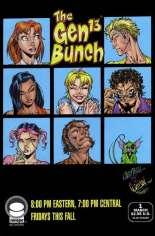 Gen 13 (1995-2002) #1 Variant I: Brady Bunch Cover