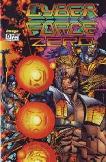 Cyberforce (1992-1993) #0 Variant A