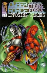 Cyberforce/Strykeforce: Opposing Forces (1995) #2