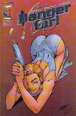 Danger Girl (1997-2001) #2 Variant F: Platinum Edition