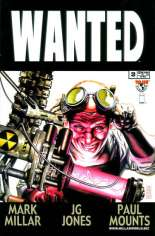 Wanted (2003-2005) #3 Variant A