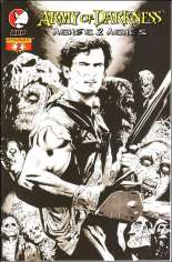 Army of Darkness: Ashes 2 Ashes #2 Variant E: Sketch Edition