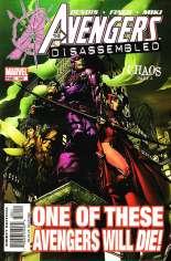 Avengers (1998-2004) #502