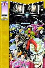 Deathmate Yellow #1 Variant B: Gold Edition
