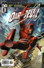 Daredevil (1998-2011) #65 Variant B: Direct Edition; 40th Anniversary All-Star Special; Alternately Numbered #445