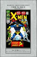 Marvel Masterworks: The X-Men (2003-2010) #HC Vol 4 Variant A: Silver Dust Jacket