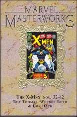 Marvel Masterworks: The X-Men (2003-2010) #HC Vol 4 Variant B: Marble Dust Jacket; Limited to 1400 Copies; Marvel Masterworks Library Vol. 35