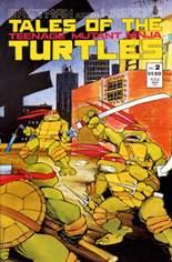 Tales of the Teenage Mutant Ninja Turtles (1987-1989) #2
