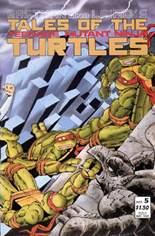 Tales of the Teenage Mutant Ninja Turtles (1987-1989) #5