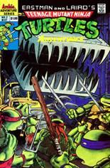 Teenage Mutant Ninja Turtles Adventures (1989-1995) #2 Variant B: Direct Edition