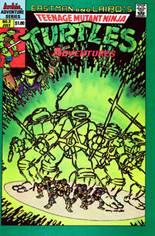 Teenage Mutant Ninja Turtles Adventures (1989-1995) #3 Variant A
