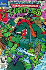 Teenage Mutant Ninja Turtles Adventures (1989-1995) #6 Variant A